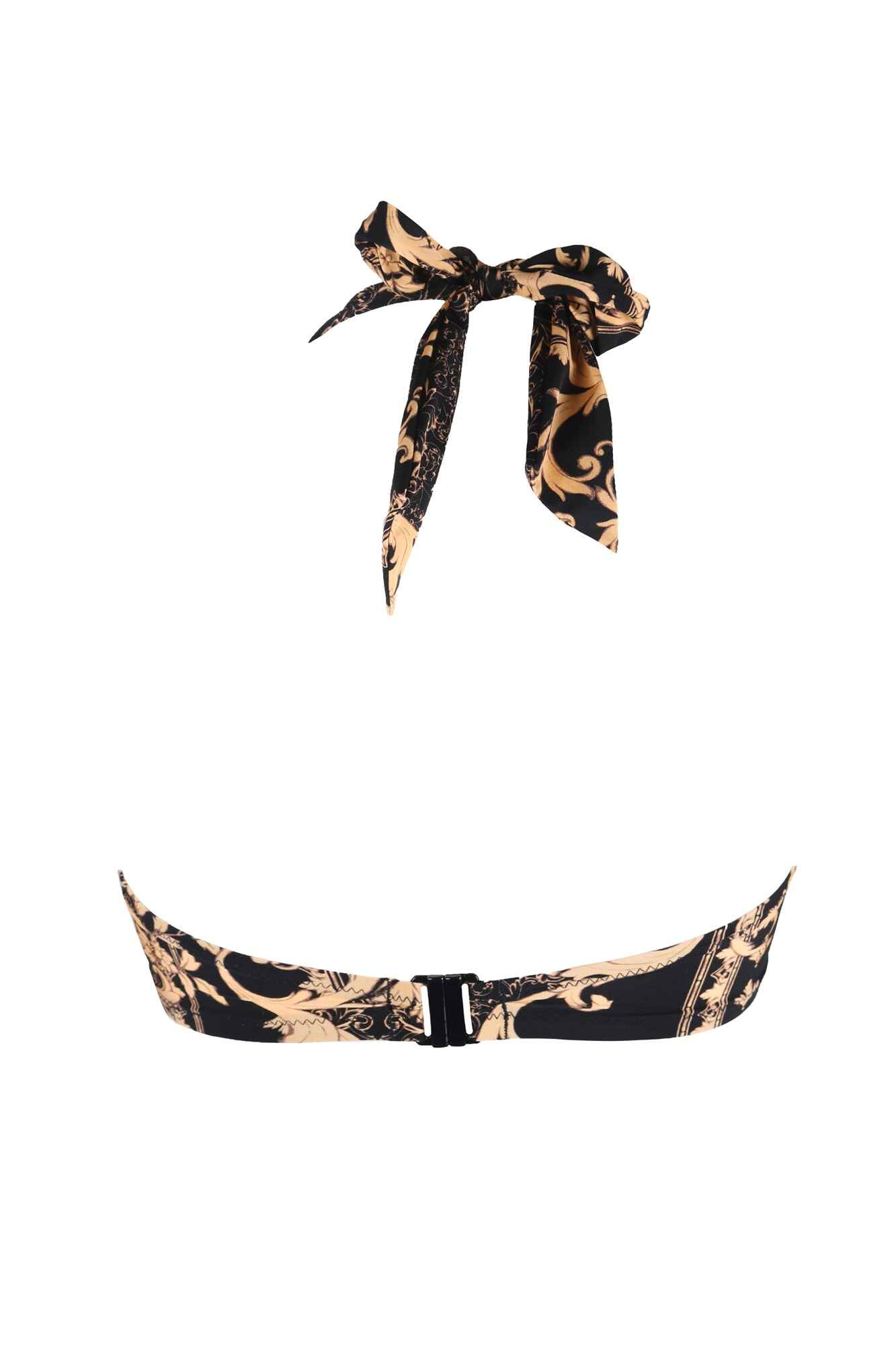 Pour Moi Paradiso Triangle Hidden Underwired Top Parte Superior de Bikini para Mujer